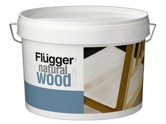 Flugger Natural Wood Lakier do drewna PÓŁMAT 3L