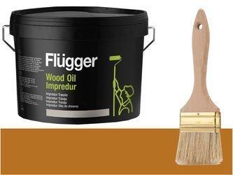 Flugger Wood Oil Impredur olej tarasu 0,7L Teak II