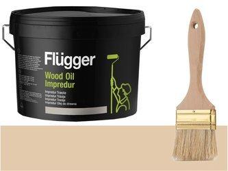Flugger Wood Oil Impredur olej tarasu 2,8L Brzoza