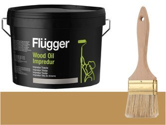 Flugger Wood Oil Impredur olej tarasu 2,8L Teak