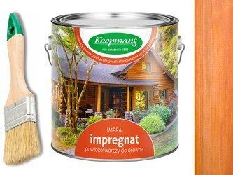 Impregnat IMPRA Koopmans 2,5L - 109 MIÓD MANUKA