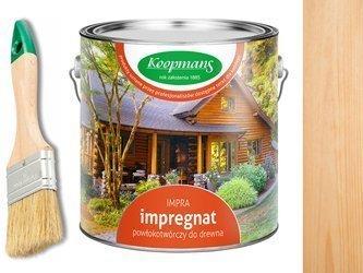 Impregnat IMPRA Koopmans 5L - BEZBARWNY UV