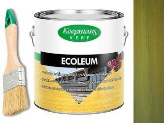 KOOPMANS ECOLEUM Impregant Olej 2,5L 218 ZIELONY