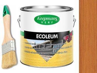 KOOPMANS ECOLEUM Impregant Olej 2,5L 226 BRĄZOWY