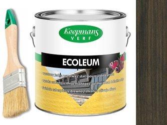 KOOPMANS ECOLEUM Impregant Olej 2,5L 239 CZARNY