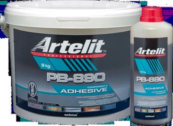 Klej do parkietu poliuretanowy dwuskładnikowy ARTELIT PB-890 10 kg
