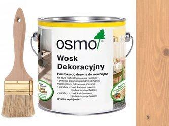 OSMO 3102 wosk dekoracyjny BUK LEKKO PARZONY 0,75L
