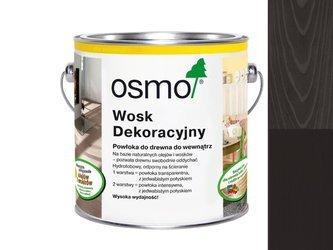OSMO 3169 wosk dekoracyjny CZARNY 2,5L