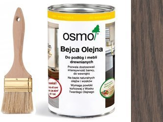 OSMO 3514 Bejca Olejna do podłogi GRAFIT 2,5L