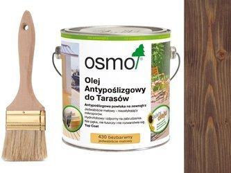 OSMO 430 Olej Tarasowy ANTYPOŚLIZGOWY 2,5L GRATIS