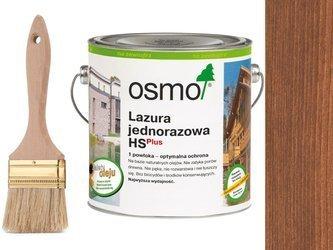 OSMO Lazura Jednorazowa 9232  MAHOŃ 0,75L + GRATIS