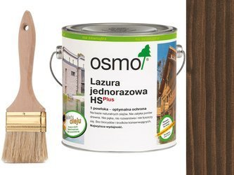 OSMO Lazura Jednorazowa 9264 PALISANDER 2,5L