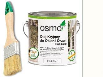 OSMO Olej Kryjący do OKIEN i DRZWI 2104 2,5L