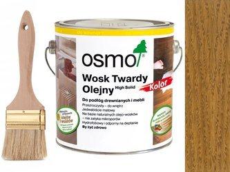 Osmo 3072 wosk twardy olejny olej 0,75 L BURSZTYN