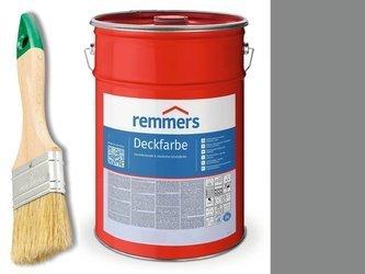 Remmers Farba do drzwi mebli CIEMNO SZARY 10 L
