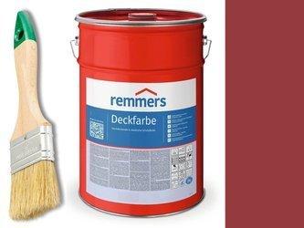 Remmers Farba do drzwi mebli CZERWIEŃ SZWEDZKA 10L