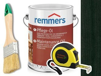 Remmers Pflege-Ol olej do drewna tarasu HEBAN 2,5L