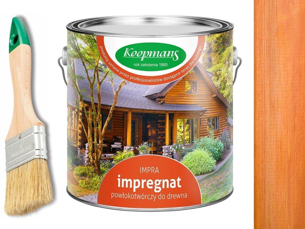 Impregnat IMPRA Koopmans 10L - 109 MIÓD MANUKA