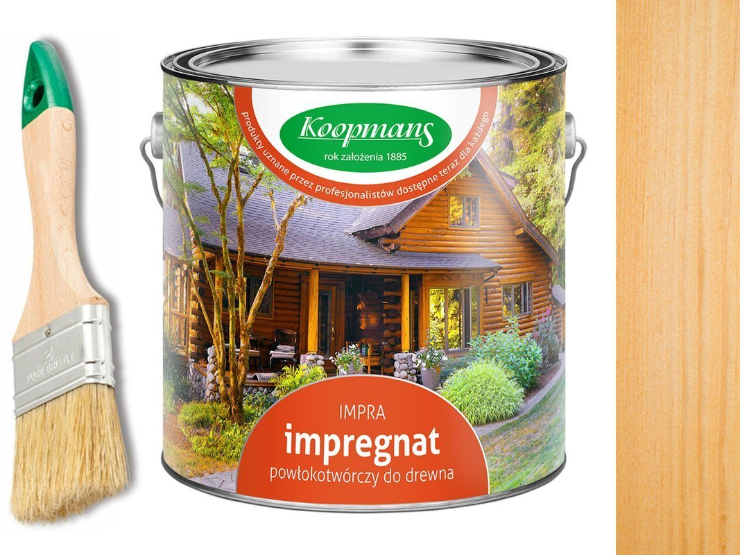 Impregnat IMPRA Koopmans 2,5L - 101 SOSNA LIMBA