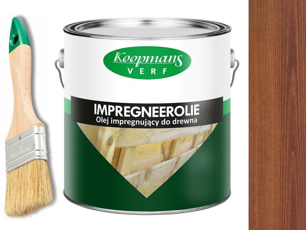 KOOPMANS IMPREGNEEROLIE Impregnat 20L 111 TEAK
