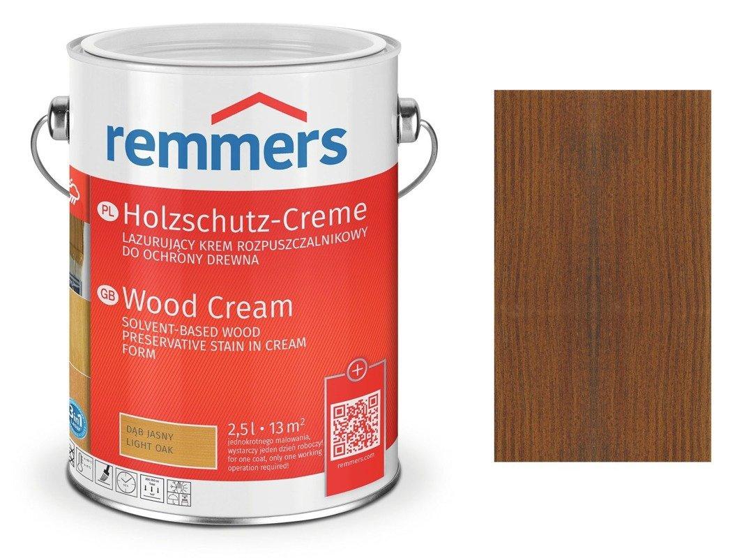 Krem Holzschutz-Creme Remmers Orzech 2718 2,5 L