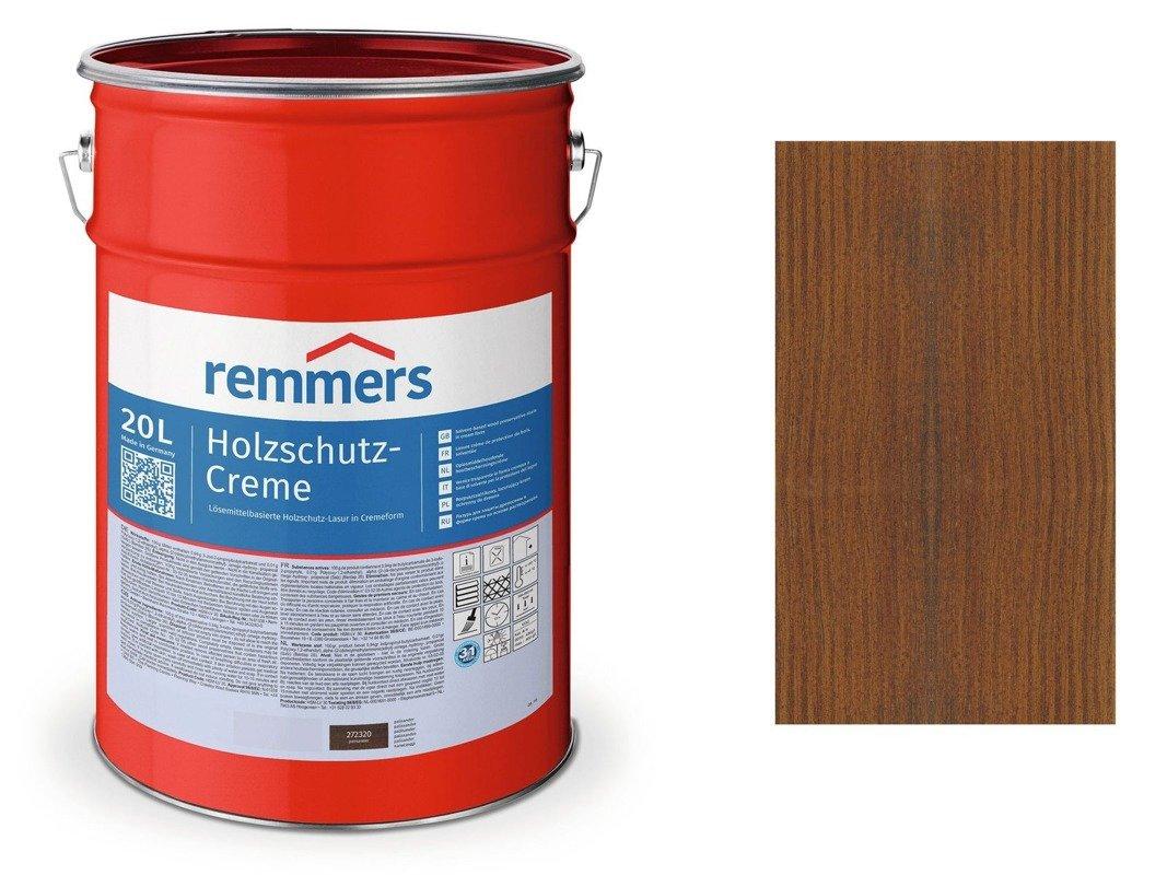Krem Holzschutz-Creme Remmers Orzech 2718 20 L