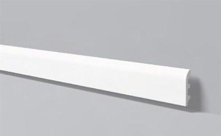 LISTWA PRZYPODŁOGOWA BIAŁA WALLSTYL FL5 100 x 20mm