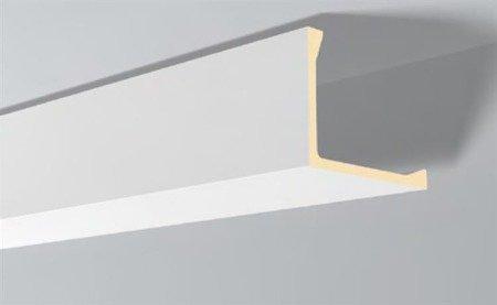LISTWA PRZYSUFITOWA BIAŁA ARSTYL L2 200 x 250 mm