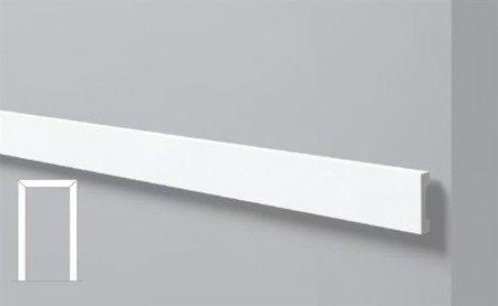 Listwa OBRAMOWANIE DRZWI Biała WALLSTYL WD2K 2,20 x 1,1m