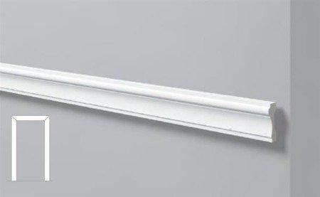 Listwa OBRAMOWANIE DRZWI Biała WALLSTYL WL6K 2,20 x 1,1m