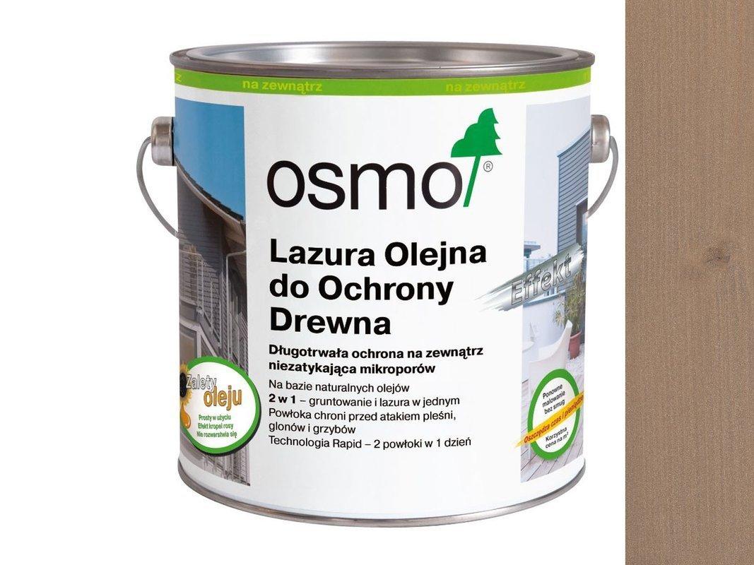 OSMO 1140 Lazura Olejna Efekt SREBRNY AGAT 125ml