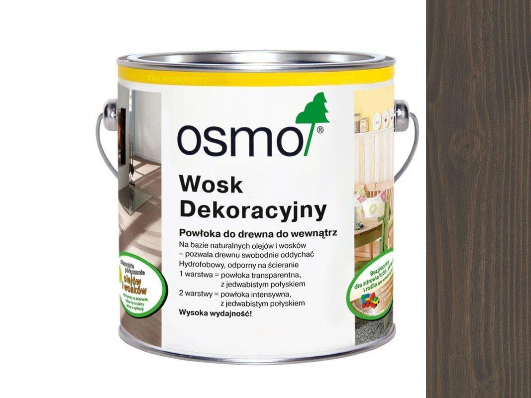 OSMO 3118 wosk dekoracyjny GRANITOWY SZARY 125ml