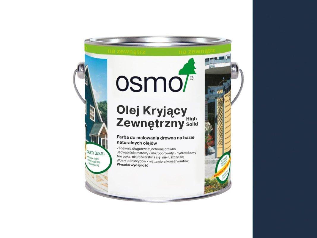 OSMO Olej Kryjący 2506 BŁĘKIT KRÓLEWSKI 0,125L