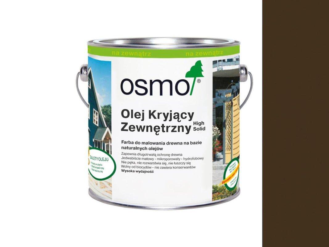 OSMO Olej Kryjący 2606 BRĄZ ŚREDNI 125ml