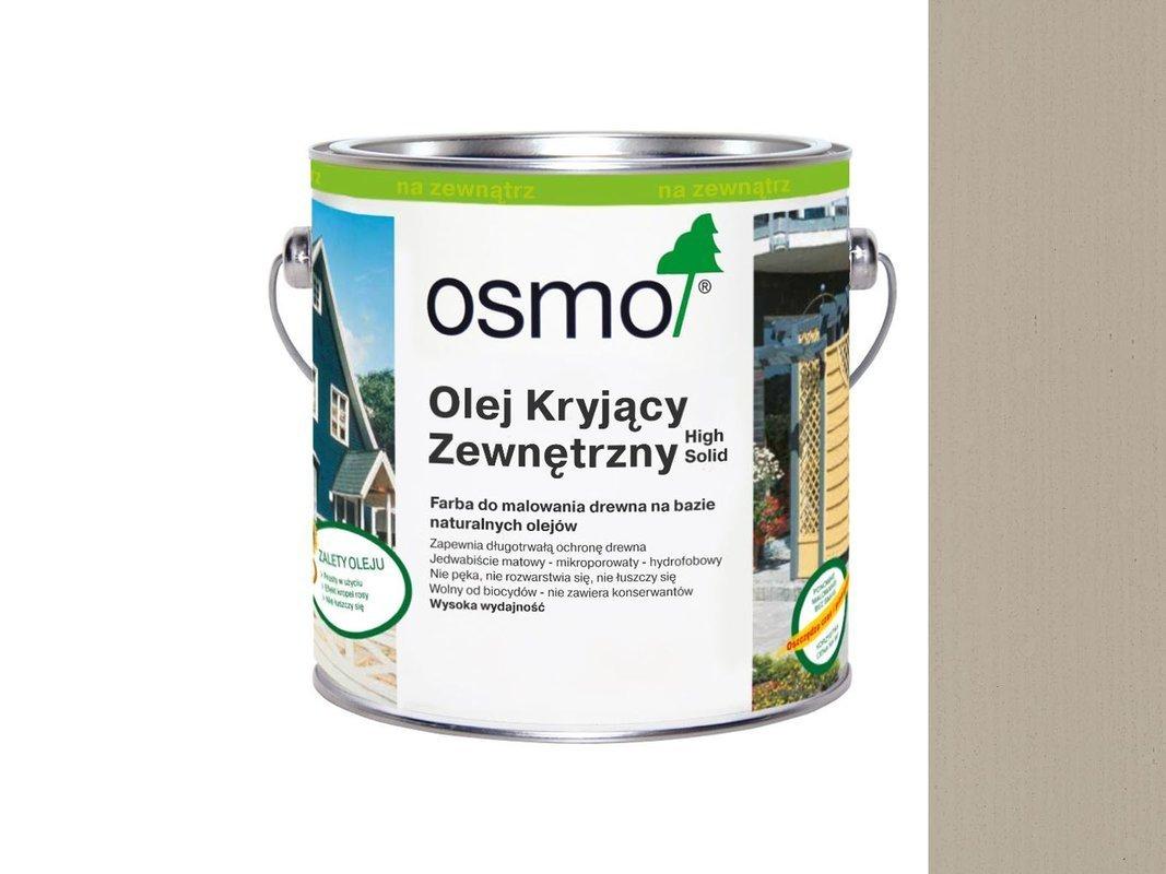 OSMO Olej Kryjący 2708 KRZEMIENNY SZARY 125ml
