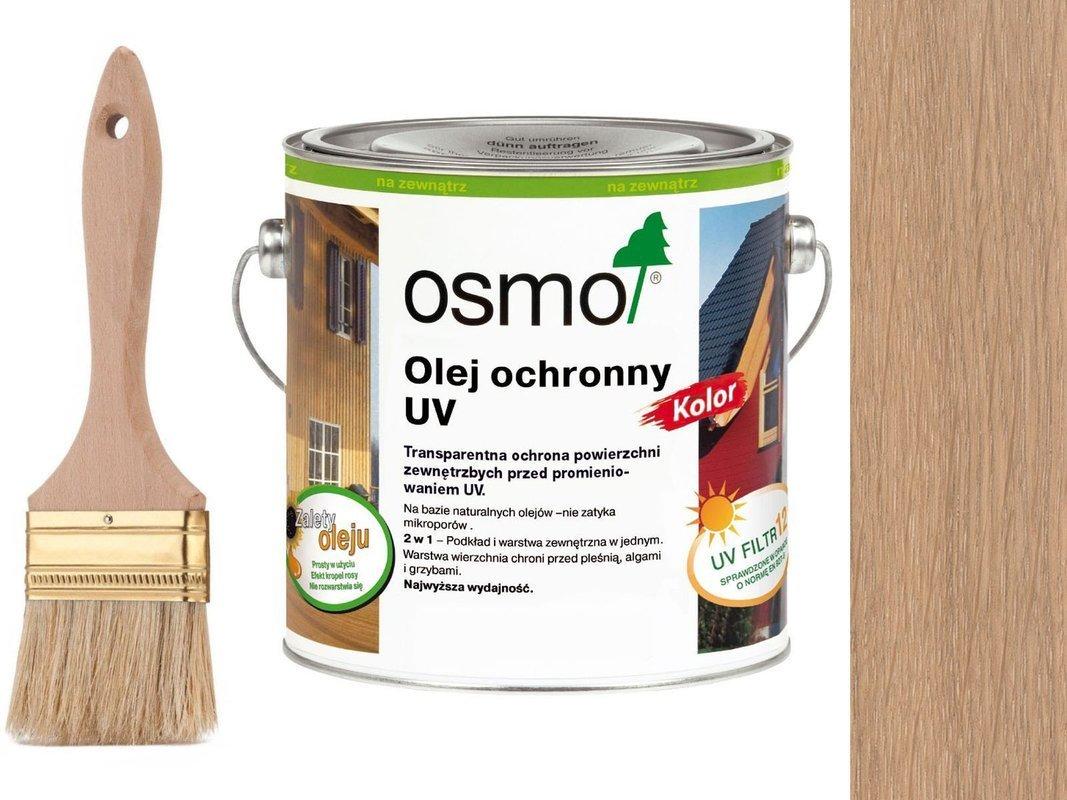 OSMO Olej Ochronny UV KOLOR Surowe 429 2,5L