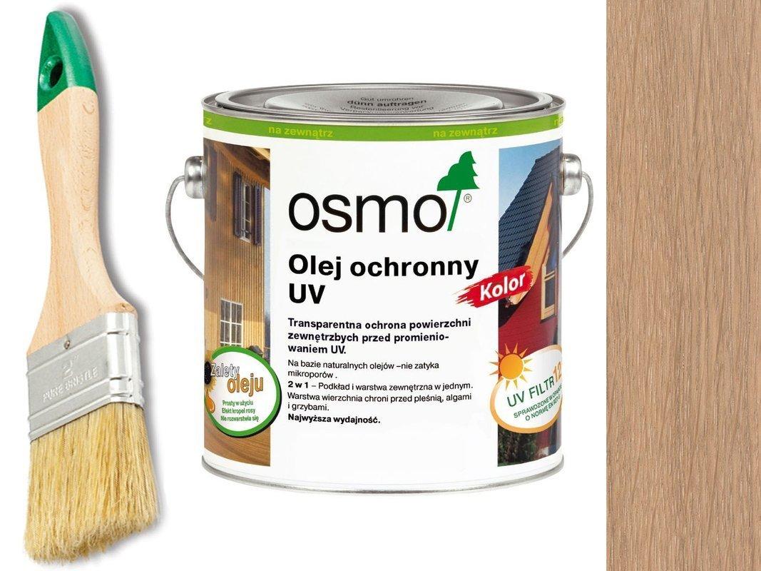OSMO Olej Ochronny UV KOLOR Surowe 429 25L