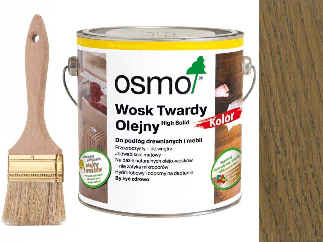 Osmo 3073 wosk twardy olejny olej 0,75 L TERRA
