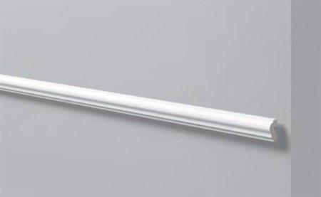 PROFIL PRZYŚCIENNY BIAŁY WALLSTYL WL2 40 x 20mm