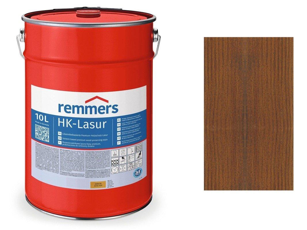 Remmers HK-Lasur impregnat do drewna 10 L ORZECH